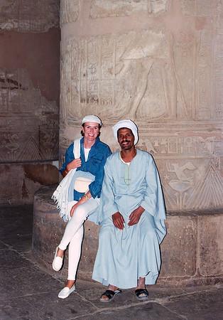 1996 Egypt: the Nile