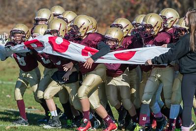 11-12-16 DelVal JV Patriot Gold vs. Boro JV Patriot White