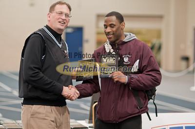 Awards - 2012 WHAC Indoor Finals