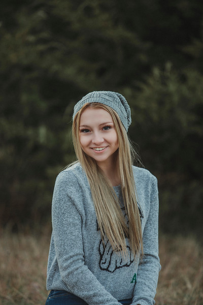 Taylor's senior