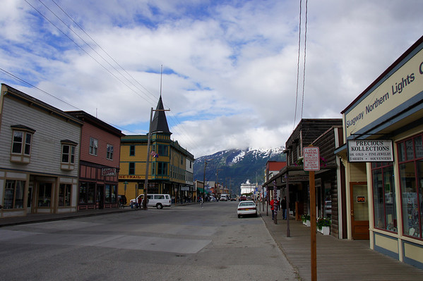Skagway Alaska July 2010