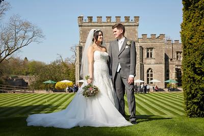 Kate & Paul - Clearwell Castle