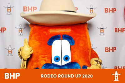 BHP rodeo round-up 2020