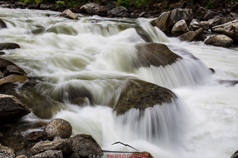 Merced River at Yosemite 7