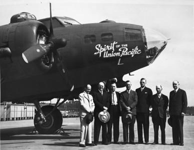 Union Pacific's B-17