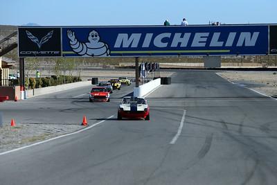 Sunday Group 7 flag race