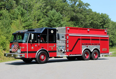 Ashburnham Fire Dept