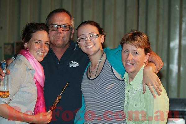 2012 11 16 Jessamy Walsh Leaving