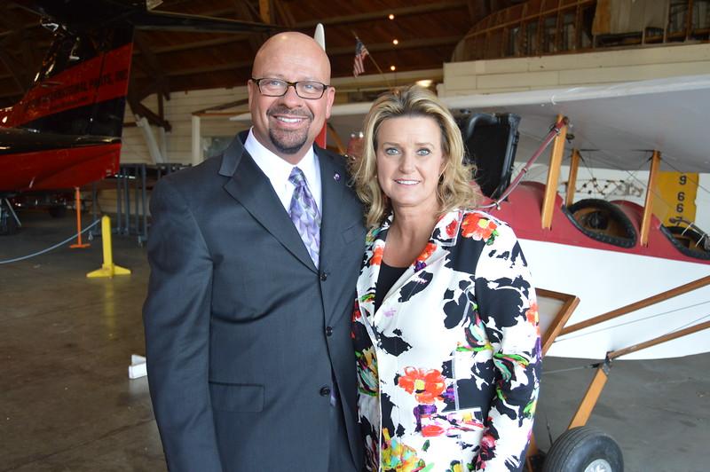 Dr. Matthew Wendt(Fayetteville Superintendent), Dawn Wendt 1.JPG
