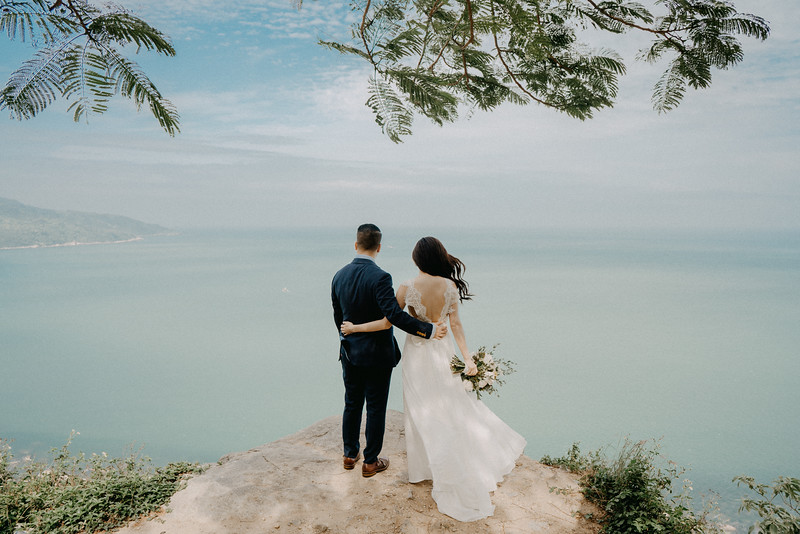 M&B | Intimate Wedding at Intercontinental Da Nang