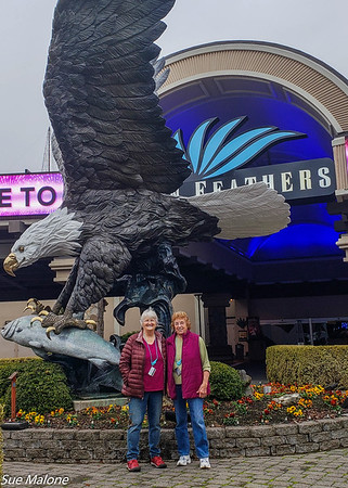 12-10-2018 Short Vacation to Seven Feathers
