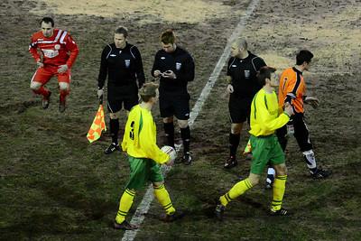 Wigan Robin Park (h) L 2-1