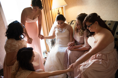 Bride & Bridesmaids-Preceremony (UNEDITED)