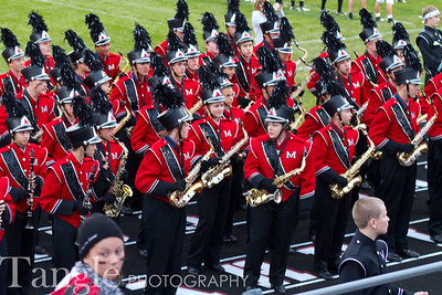 Marching Band - Homecoming Game (2011-9-23)