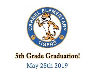 Carmel 5th Grade Graduation