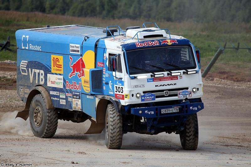 КАМАЗ-4326 VK (KAMAZ-4326 VK)