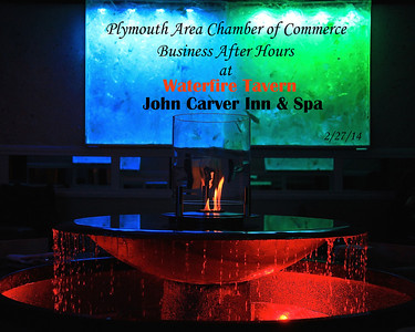 2/27/14 at Waterfire Tavern - John Carver Inn