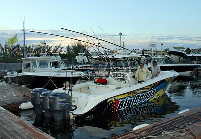 2009 Plantation Boat Mart Owner's Tournament - Morning Boat Shots
