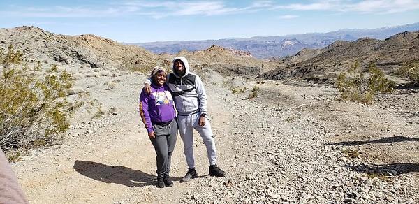 2/23/19 Eldorado Canyon Las Vegas ATV & Gold Mine