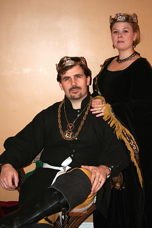 Prince Griffith & Princess Aikaterine