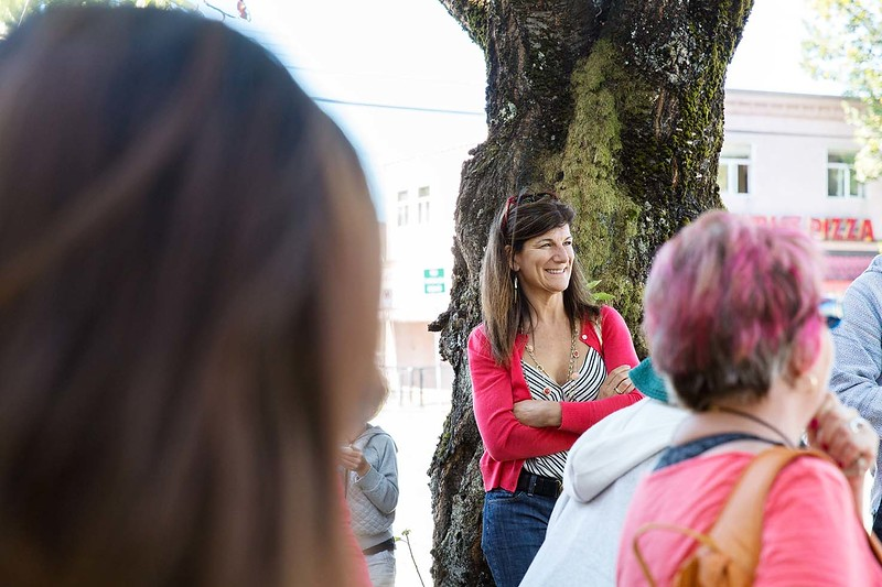 Free guided walking tour of Grandview/Commercial Drive