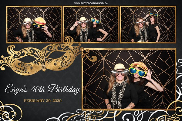 Eryn's 40th Birthday Celebration