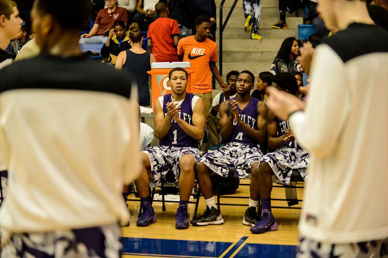 Basketball Varsity vs  Crowley 12-11-13-14
