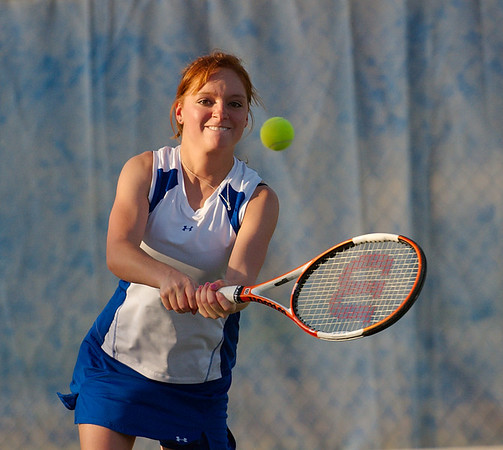 2009 Tennis GHS vs. Iowa Park