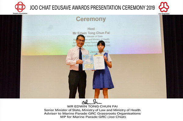 Joo Chiat Edusave Award 12 Jan AM