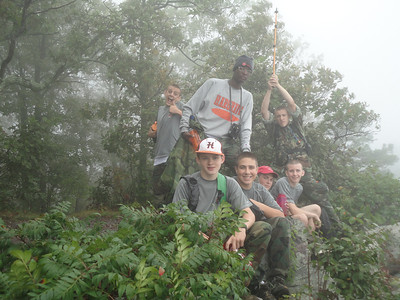 Troop 68 Hikes the AT