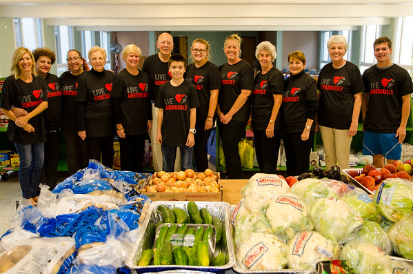 2015-10-08 Salem Food Pantry Opening