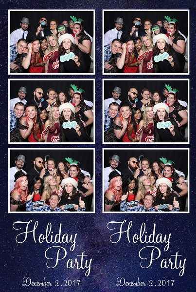 McMaster Holiday Party (12/02/17)