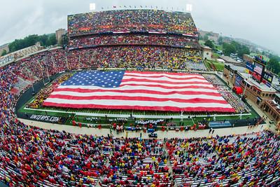 WVU vs Maryland - September 13, 2014