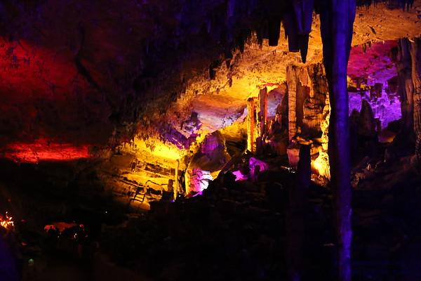 2018 Cherokee Caverns Halloween Event