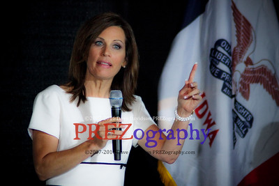 Michele Bachmann at Blackhawk