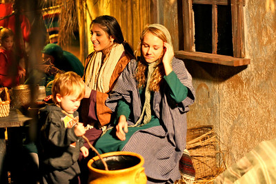 Back to Bethlehem Dec 2009