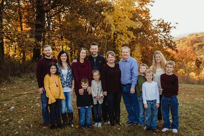 Spartz Family- Fall 2018