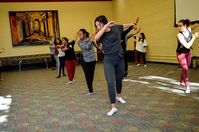 African Dance Class