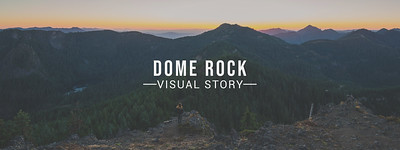 Dome Rock Visual Story