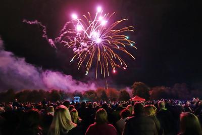 HSC Fireworks 2014