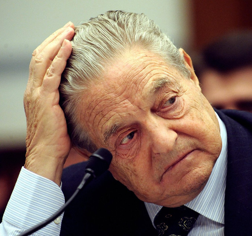 ". <p>10. (tie) GEORGE SOROS  <p>Pro tip: A good way for 83-year-olds to avoid getting slapped upside the head by 30-year-old ex-girlfriends? Don�t have 30-year-old ex-girlfriends. (unranked) <p><b><a href=\'http://www.nydailynews.com/news/national/george-soros-ex-girlfriend-berserk-deposition-court-papers-article-1.1606326\' target=""_blank\""> HUH?</a></b> <p>    (Tim Sloan/AFP/Getty Images)"