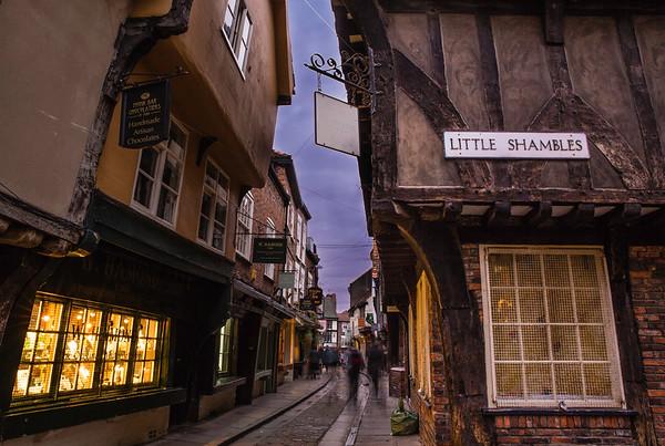 York, England Images