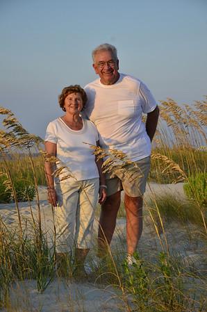Joe & Romaine 50 years!
