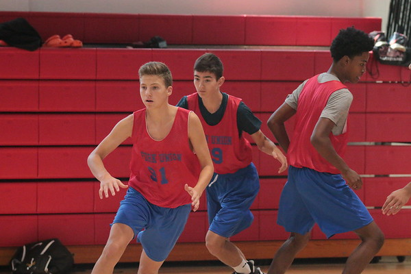 Basketball School - Day 3 - July 14