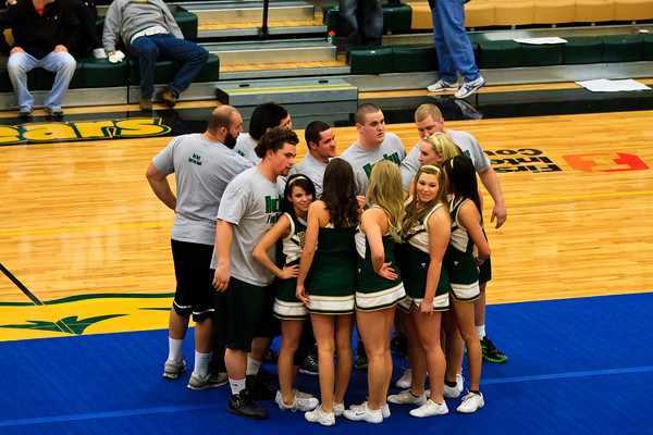 Cheerleading, Indoors '12