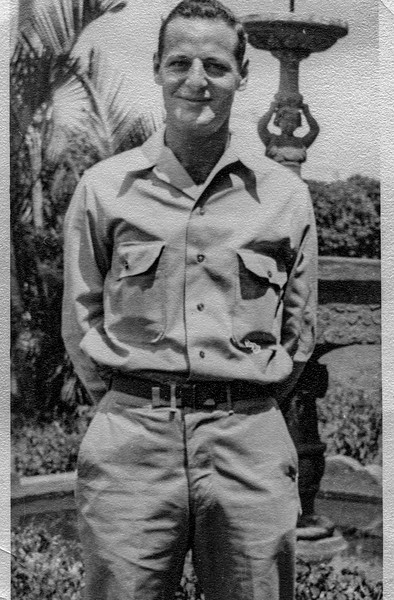 Harold Blechle (Bee's brother) Passed by Army Base Examiner
