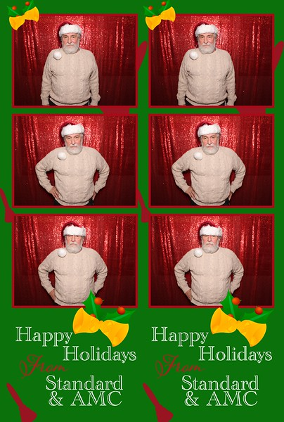 Happy Holiday's from Standard & AMC Day 2 (12/19/19)