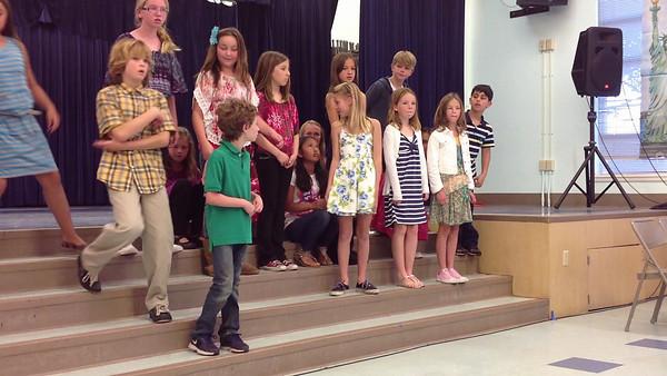 4th Grade Choral