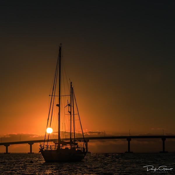 Sunrise on the Space Coast