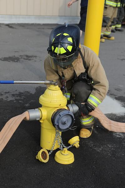 MAAC Foundation  Fire Academy Live Fire